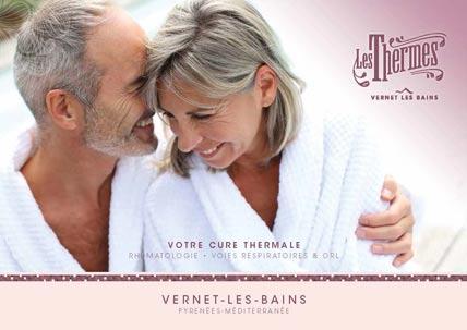Cure thermale Vernet Les bains